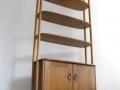 Ercol room divider Giraffe bookcase