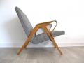 1950s bentwood armchair