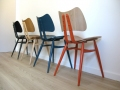 Ercol butterfly chairs