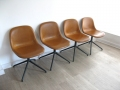 Muuto Fiber swivel chairs