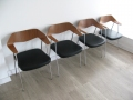 Robin Day case chairs