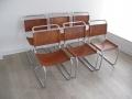 B33 chairs Marcel Breuer