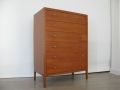 Heals tallboy chest of drawers