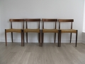 1960s Mogens Kold dining chairs Danish
