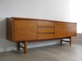 1960s Teak 'petersfield' sideboard. White & Newton