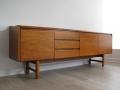 1960s Teak 'petersfield' sideboard. White & Newton