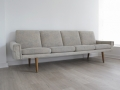 A 4 seater Danish sofa
