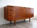 A 1960s teak sideboard by A.H. McIntosh & Co