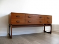 1970s teak sideboard/chest of drawers by G Plan