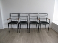 Set of 4 Ladderax chairs