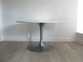 Tulip dining table. Maurice Burke for Arkana