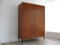 Teak wardrobe by McIntosh & Co (Scotland)