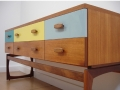 1960s teak G Plan chest of drawers IB Kofod Larsen