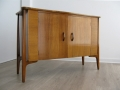 1960s walnut sideboard