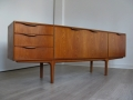 A large 1970s teak sideboard by A.H. McIntosh & Co