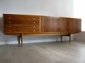 A 1960s 'Hamilton' sideboard by Robert Heritage for Archie Shine