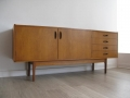 A rare 1960s sideboard by Fred Lowen for 'Fler Dining 64'