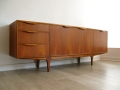 A large 1970s teak sideboard by McIntosh & Co