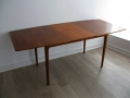 1960s teak extending dining table, McIntosh & Co