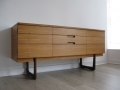 A 1960s sideboard by Uniflex