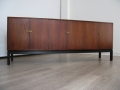 Large 1960s Danish teak sideboard