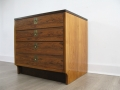 Rosewood chest of drawers by Archie Shine for Heals