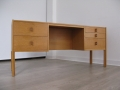 A 1960s desk/dressing table by Stag