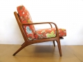 1960s teak lounge chair