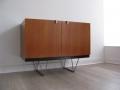 1950s teak sideboard by John & Sylvia Reid for Stag