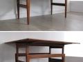 1970s metamorphic coffee table Kai Kristiansen