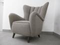 1940s Danish  armchair