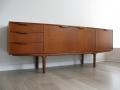 A 1960s McIntosh teak sideboard