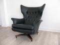 A G Plan swivel armchair