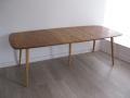 An Ercol extending table