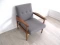 1960s Guy Rogers teak chair
