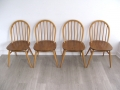 1960s Windsor Ercol dining chairs