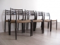 Model 78 JL Moller chairs