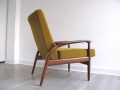 1960s Teak Greaves & Thomas chair