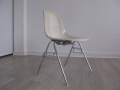 Eames Herman Miller fibreglass stacking chair