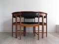 teak dining suite by A.H. McIntosh & Co