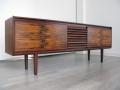 1960s White & Newton teak & rosewood sideboard