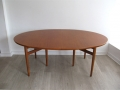1960s model 212 table Arne Vodder Sibast