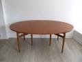 1960s model 212 table Arne Vodder Sibast