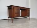 1960s teak & rosewood Younger desk