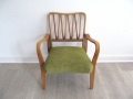 1940s Linden chair G.A. Jenkins Packet Furniture