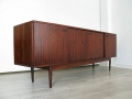 1960s rosewood Danish sideboard by Christian Linneberg
