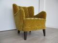 1940s 1950s Danish armchair