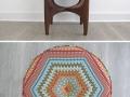 1960s G Plan astro stool