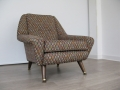 1950s Danish armchair