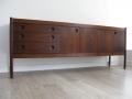 1960s rosewood sideboard